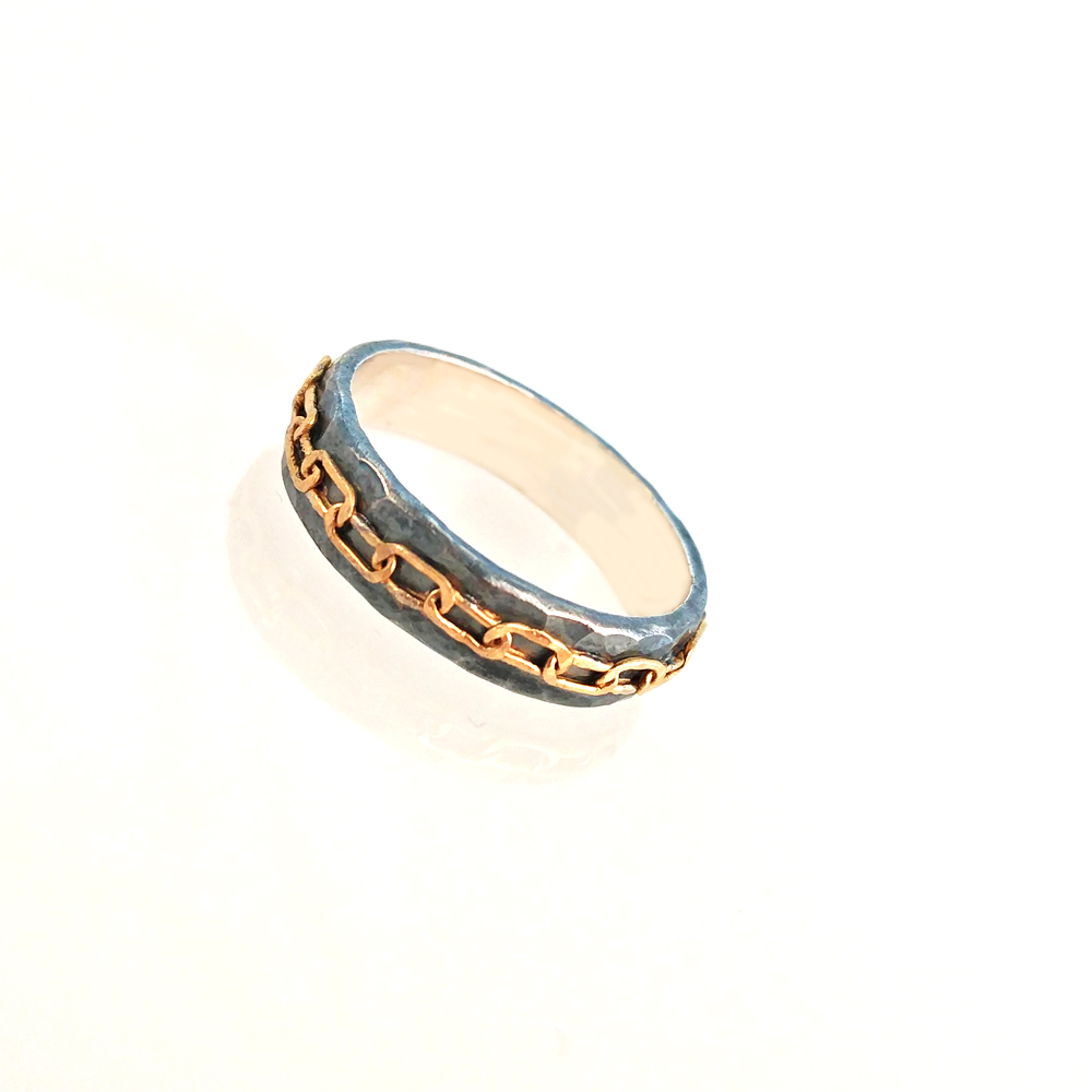 50 micron chaoin ring
