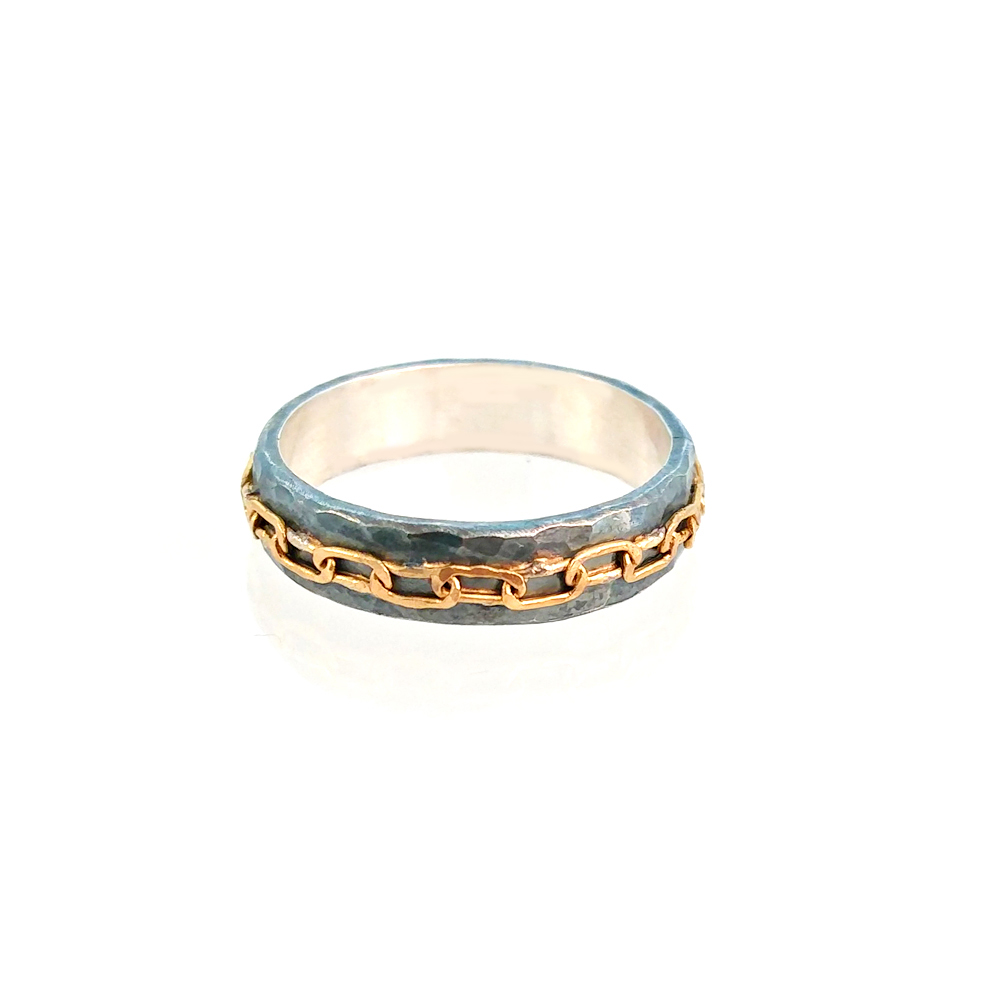 delicate chain ring